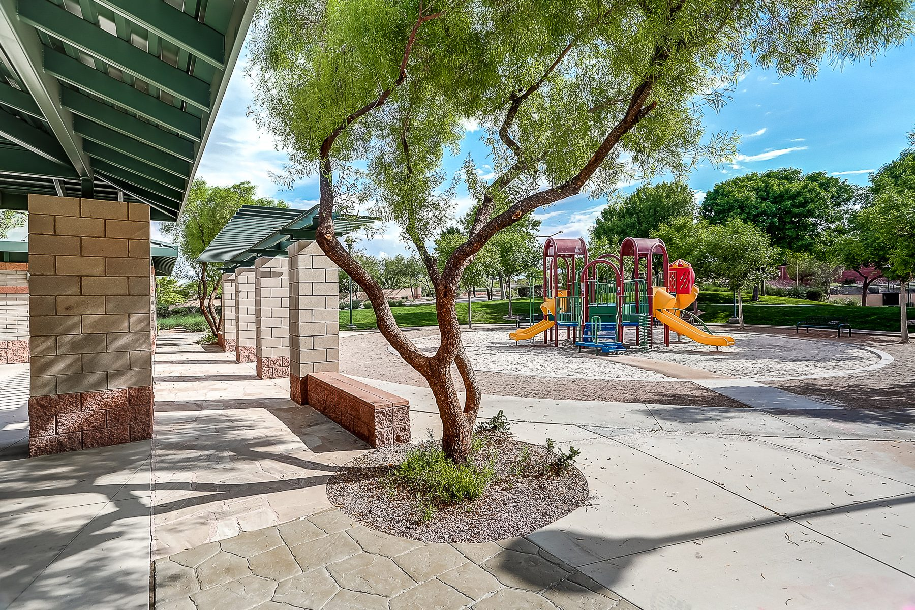 12 summerlin community parks