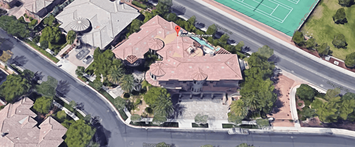 Conor Mcgregor S Las Vegas Mansion Is For Sale The Dulcie Crawford Group