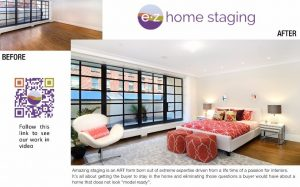 Henderson nv home staging