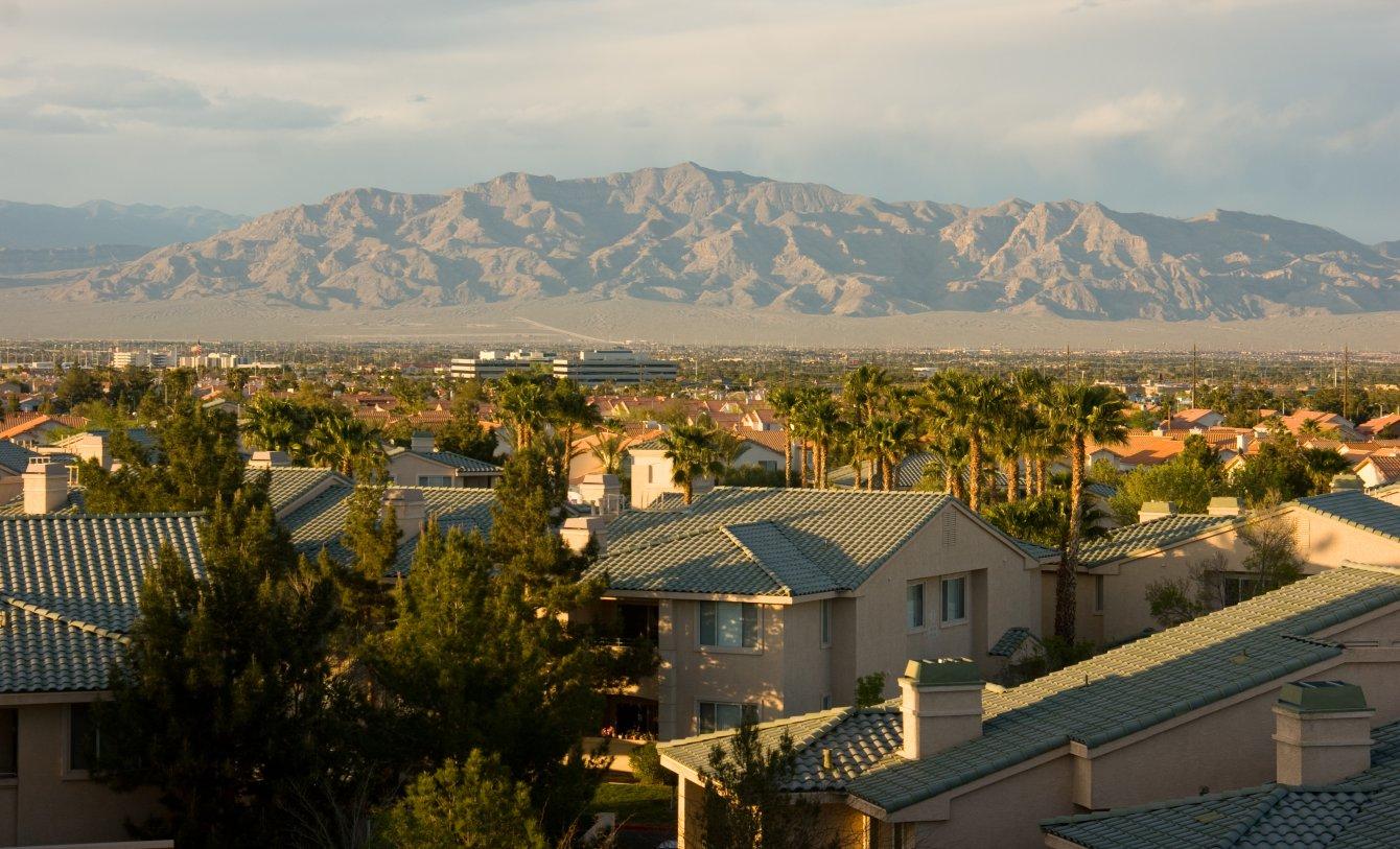 NW Las Vegas homes