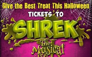 Shrek the musical henderson