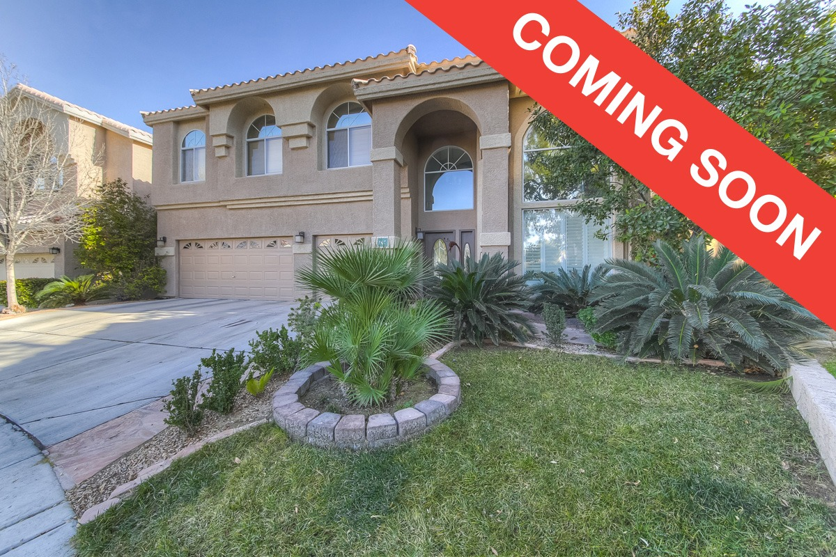 147 Brightmoor Ct Henderson Nv 89074 For Sale The