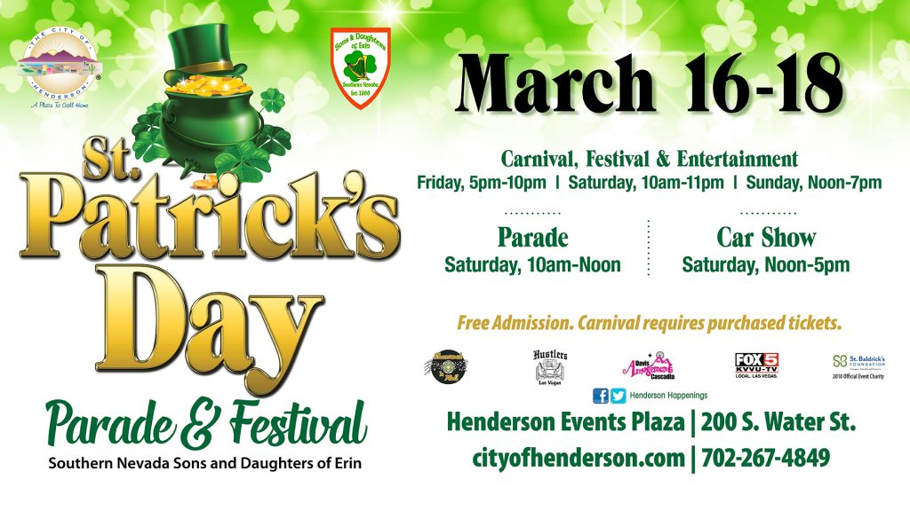 henderson nv st patricks day
