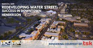 Water Street Henderson Redevelopment