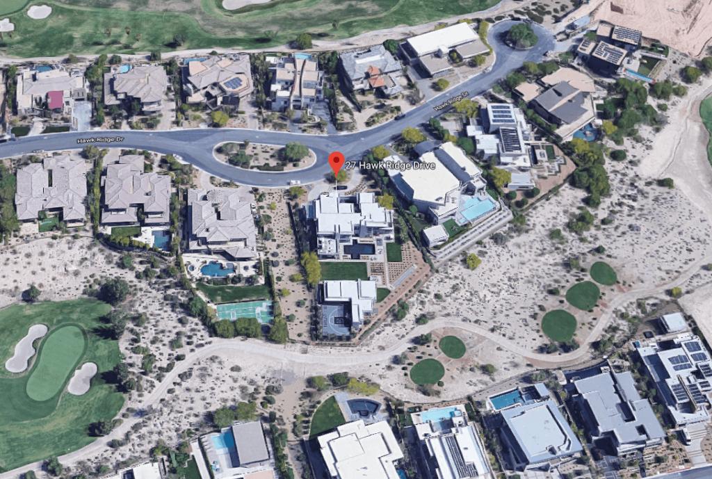 27 Hawk Ridge Dr Las Vegas, NV 89135
