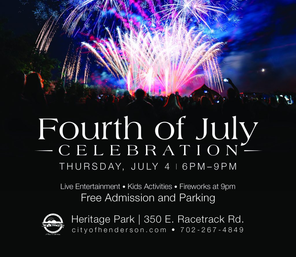 city of henderson 4th of july