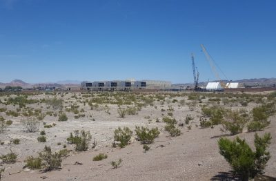 Google data center henderson