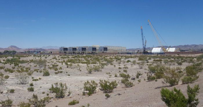 Google data center henderson