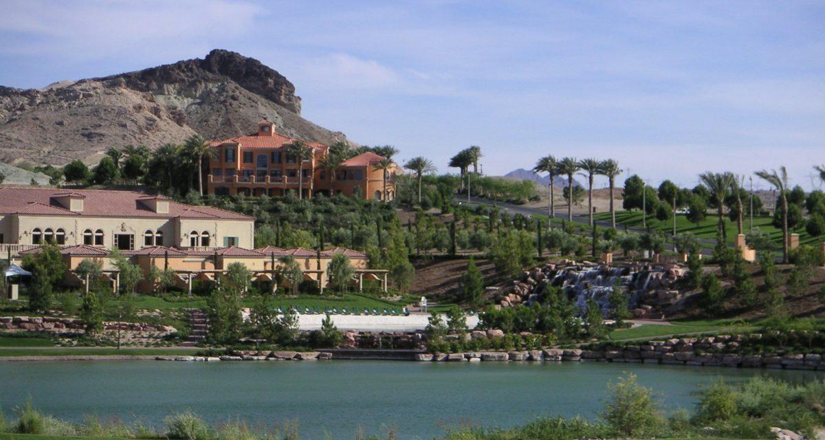 Lake Las Vegas Sold Homes