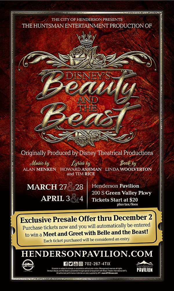 Beauty and the Beast Henderson NV