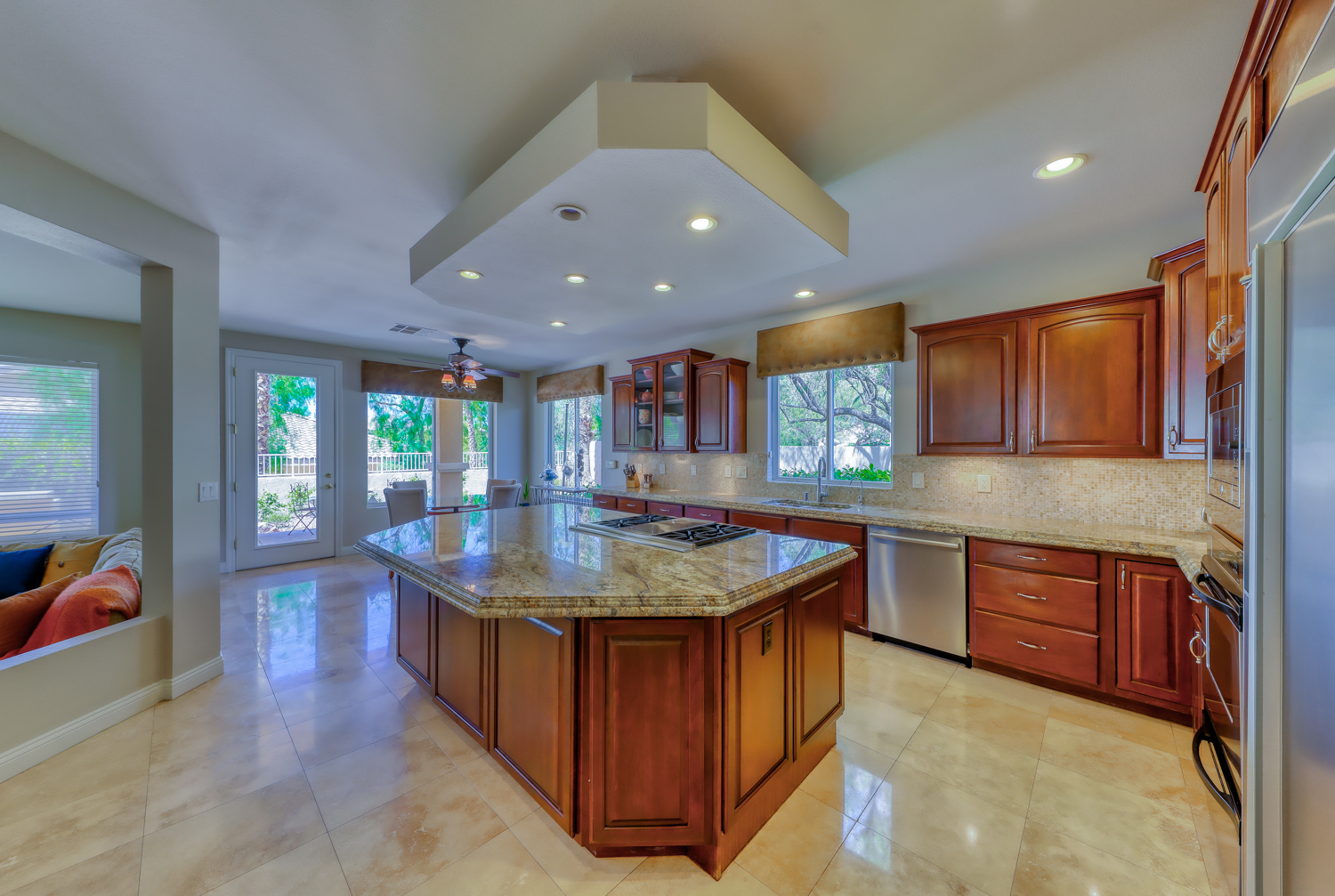 Coral Ridge Kitchen