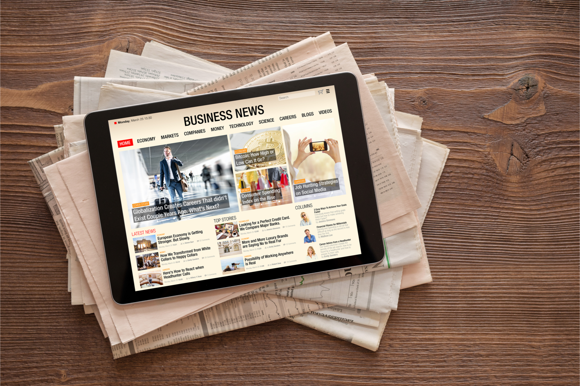 las vegas business news
