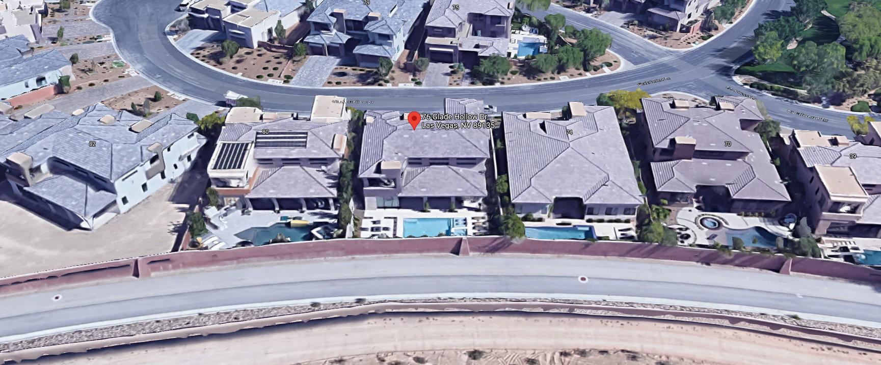 76 Glade Hollow Drive Las Vegas, Nevada 89135