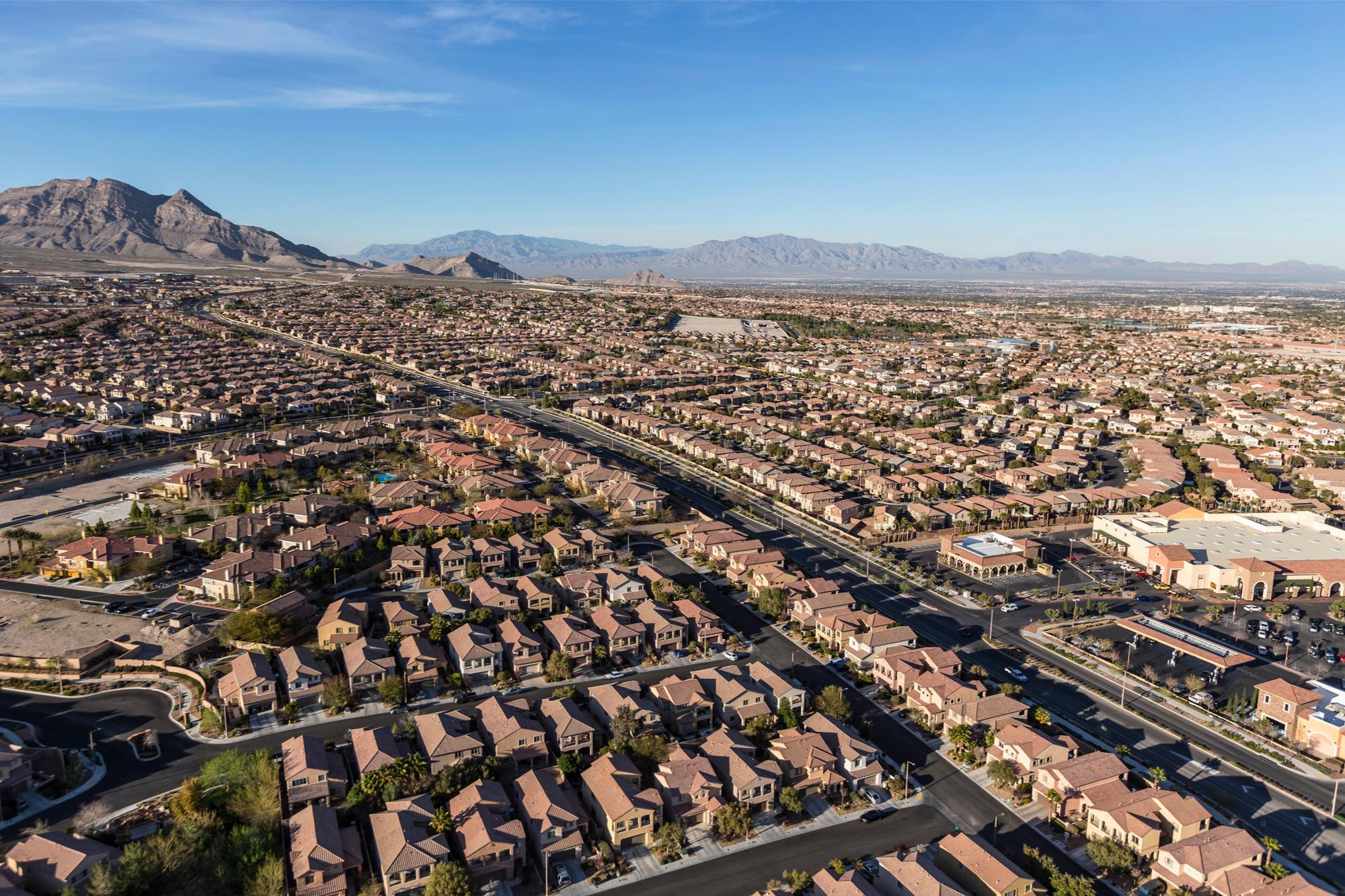 Las Vegas Henderson Homes